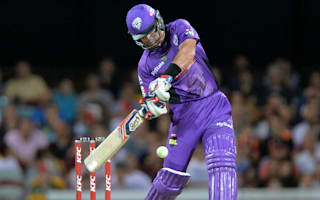 Christian fires Hurricanes to victory, Lynn century in vain