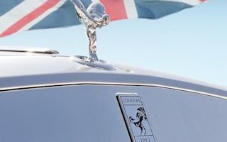 Rolls-Royce replaces Spirit of Ecstasy for London Olympics