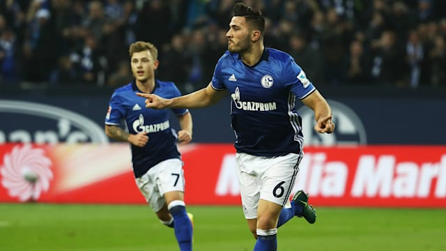 Arsenal sign Sead Kolasinac from Schalke