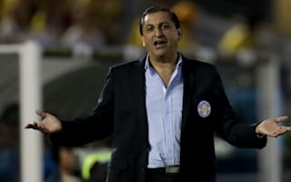 Diaz resigns as Paraguay coach