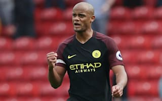 Man City will get the job done - Kompany defiant on Champions League qualification