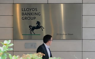Taxpayer stake in Lloyds Banking Group falls below 2%
