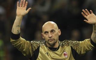 Abbiati unimpressed with Milan players' attitude