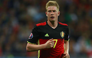 Wilmots: I want more from smiling De Bruyne