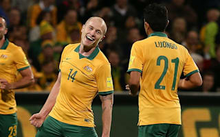 Culina seeking more from Socceroos midfield heirs