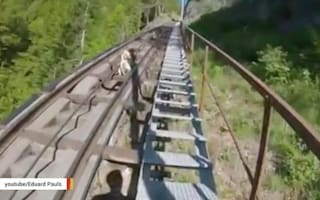The world's longest staircase