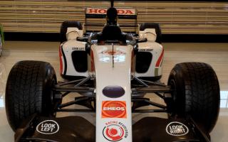 Button's BAR Honda is a bargain for Formula 1 fans