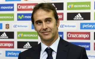 Del Bosque backs Lopetegui to 'take Spain forward'