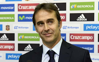 Del Bosque backs Lopetegui to 'take Spain forward'
