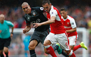 Perez blow for Arsenal with striker facing eight weeks out