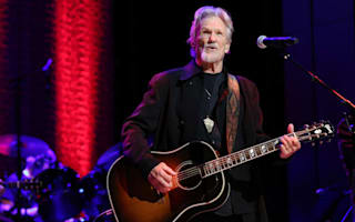 Kris Kristofferson to perform on Glastonbury's Pyramid Stage