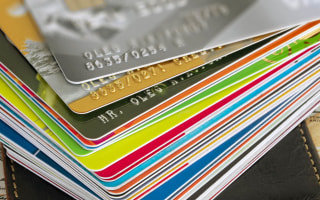 Top five credit cards for your wallet