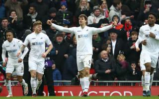 Liverpool 2 Swansea City 3: Llorente and Sigurdsson stun Anfield