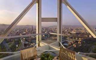 Incredible hotel penthouse suites around the world