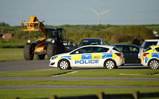 Five seriously hurt in aerodrome helicopter crash