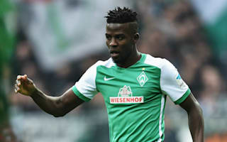 Stuttgart down as Werder condemn Frankfurt to play-off