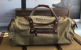 Win! A luxury safari travel bag, courtesy of Mahlatini