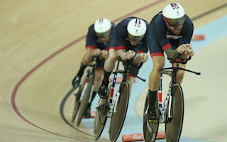 Rio 2016: Records tumble as Britain and China star in velodrome