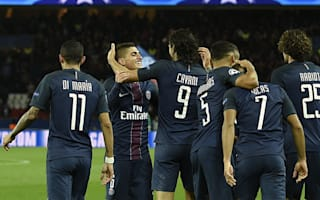 Paris Saint-Germain 3 Basel 0: French champions in sight of knock-out rounds