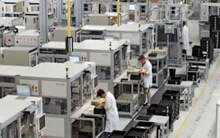 Manufacturing output rises by 3.2%