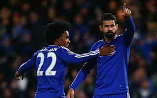 Chelsea 1 Norwich City 0: Costa ends goal drought to halt losing run