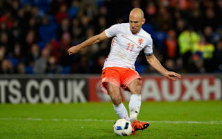 Robben pondered Netherlands retirement