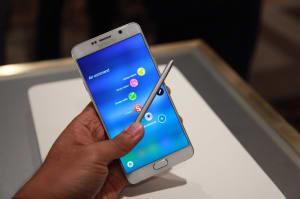 El Galaxy Note 6 empieza a hacer ruido con sus 5,8