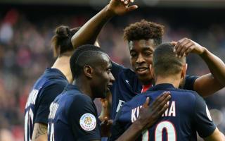 Bordeaux v Paris Saint-Germain: Matuidi wants no let-up from record-breaking champions