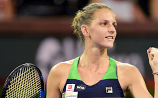 Pliskova, Kuznetsova charge into semis at Indian Wells