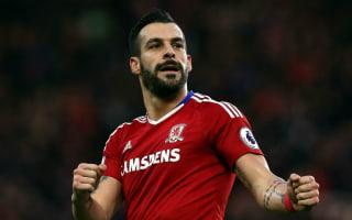 Middlesbrough 3 Swansea City 0: Negredo nets twice in routine win