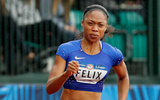 Felix admits doping concerns ahead of Rio 2016