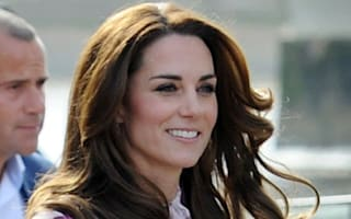 Kate visits King of Netherlands on first solo trip abroad