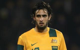 Glory sign Socceroo Williams