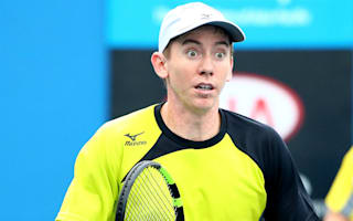 Smith shocks Karlovic at Delray Beach