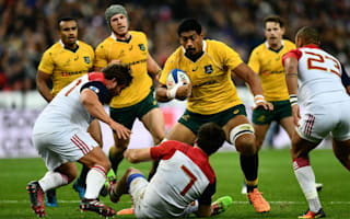 Sarries snare Wallaby Skelton