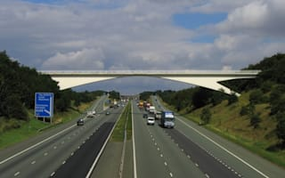 M1 could get 60mph limit to cut pollution
