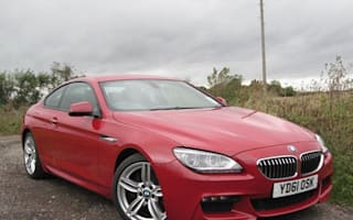 First drive: BMW 6 Series Coupe