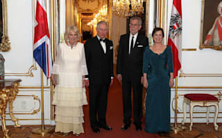 Charles and Camilla to meet Holocaust survivors in Vienna