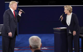 7 key moments from the second US presidential TV debate