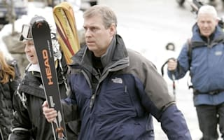 Prince Andrew jets off skiing - but who's paying the £39,000 chalet bill?