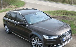 Audi A6 Allroad: First drive review