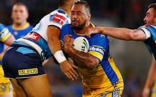 Eels' Edwards banned for seven games, fined