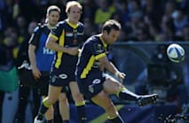 Parra and Lamerat among Clermont walking wounded