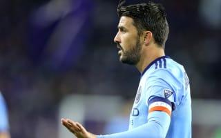 WATCH: David Villa scores stunning goal in MLS