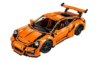Porsche 911 GT3 RS Lego Technic model revealed