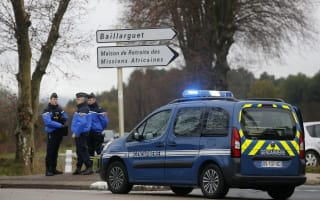 Killer on the run after knifing woman to death at French religious home