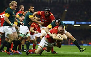 Lydiate injury sours dominant Wales win