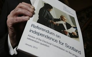 Scottish independence by 2016?