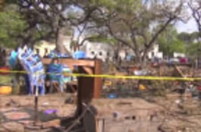 Suicide bomb targets Mogadishu port