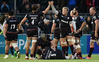 Saracens win again as Itoje nears return